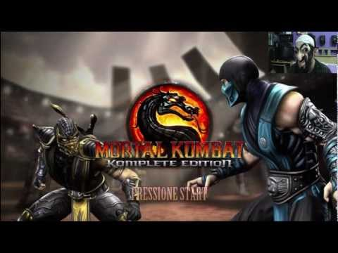 Mortal Kombat 9 Komplete Edition + Todos Fatalitys Secundários