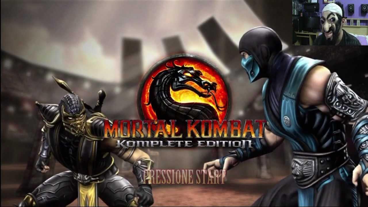 Mortal Kombat 9 Komplete Edition Todos Fatalitys Secundarios