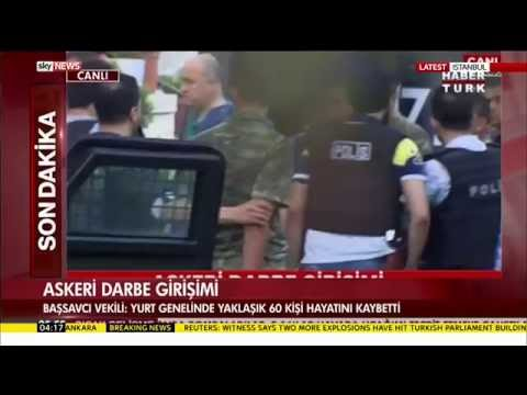 Turkish Soldiers Arrested In Istanbul