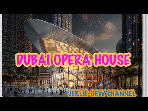 DUBAI OPERA HOUSE IN DUBAI UAE 🇦🇪