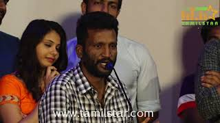 Nenjil Thunivirundhal Movie Trailer Launch
