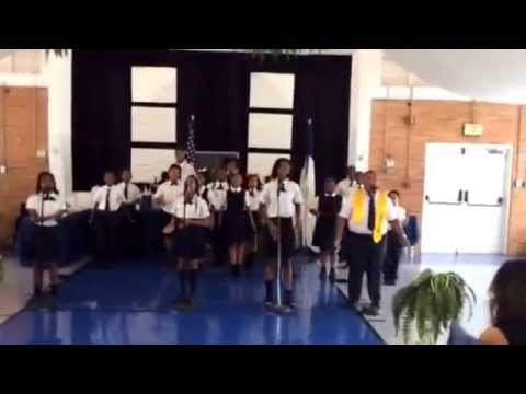Living Word Christian Academy Graduation 2014 Mobile,Al