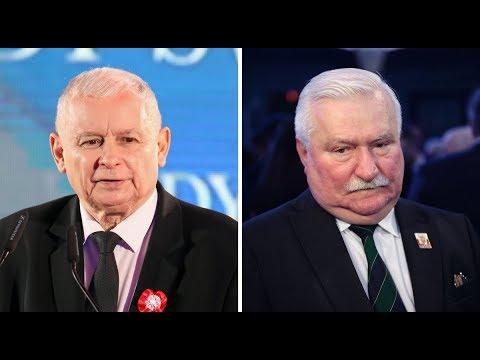 Lech Wałęsa Ujawnia Zobowiązanie Jarosława Kaczyńskiego do Współpracy z PRL
