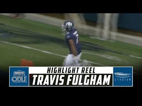 Travis Fulgham Old Dominion Football Highlights - 2018 Season | Stadium