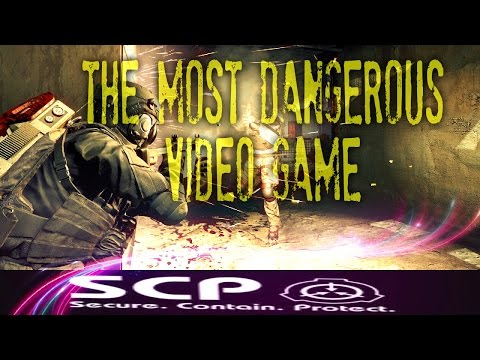 SCP-1633 The Most Dangerous Video Game | Object class: Safe | Video game scp / computer scp
