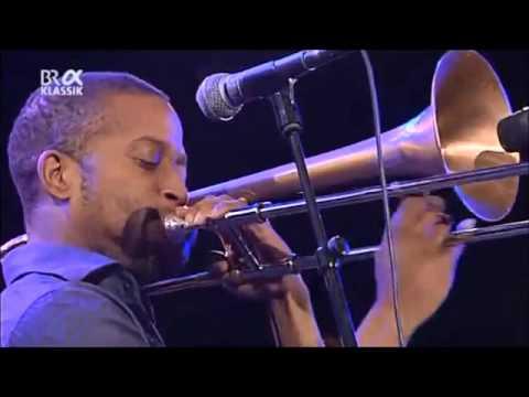 Trombone Shorty & Orleans Avenue   Orleans and Claiborne