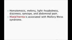 USMLE: What you need to know about  Mallory weiss syndrome, by usmleTeam