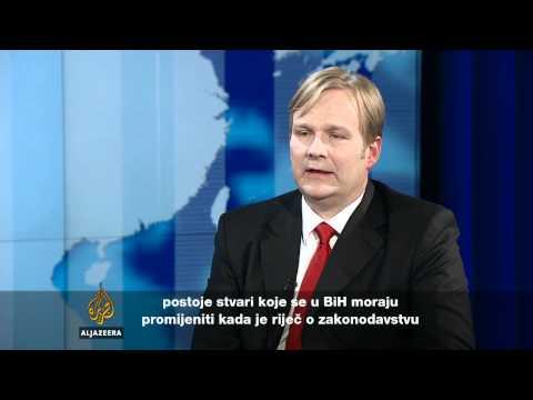 Recite Al Jazeeri: Peter Sorensen - Al Jazeera Balkans