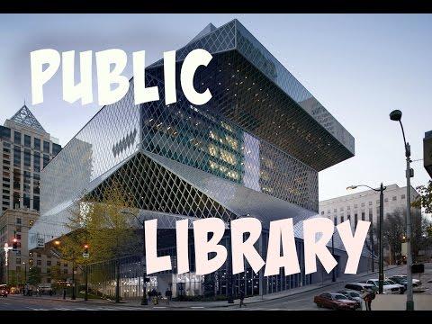 Seattle Public Library - EUA | USA