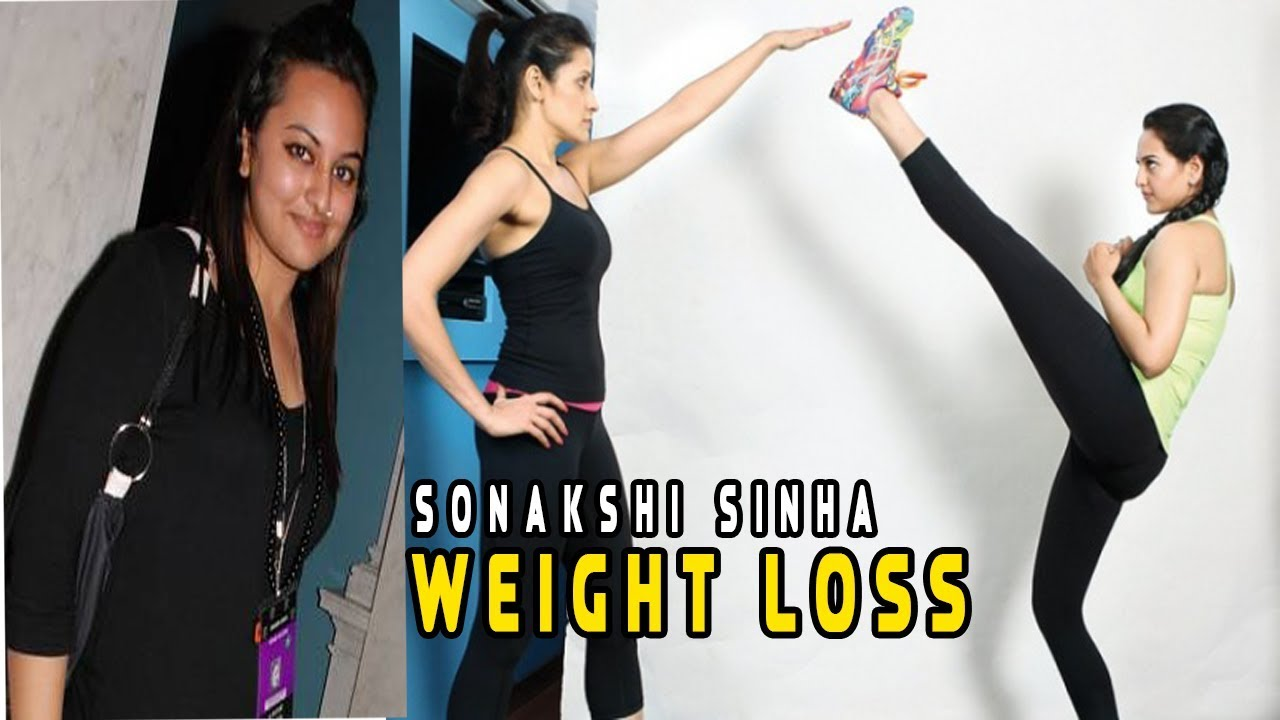 Sonakshi Sinha's Diet & Fitness Routine: How She Lost 30 Kilos