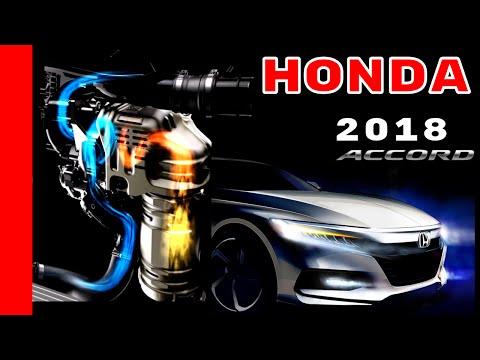 2018 Honda Accord Powertrain Engine Transmission