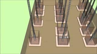 โครงสร้างอาคารคอนกรีตเสริมเหล็ก