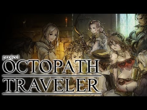 Project Octopath Traveler - Olberic Demo