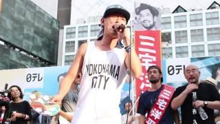 CHOZEN LEE ノーカットVer. 選挙フェス渋谷