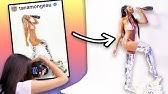 We Recreate YouTubers' Instagrams - Shane Dawson, Tana, Nikita, & More (The Photo Shop)