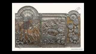 Кованые заборы, ворота, калитки и двери, фото. Тантьема(, 2014-04-03T08:53:33.000Z)