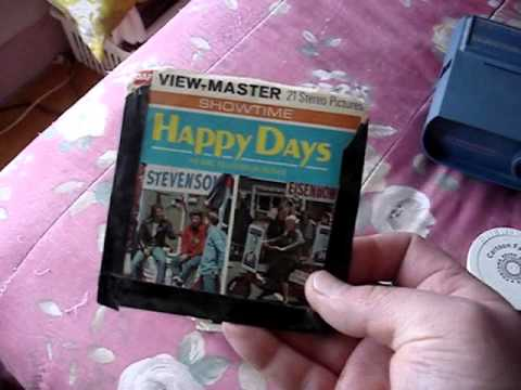 My Viewmaster Collection