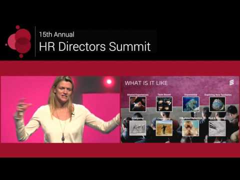 HR Directors Business Summit 2016: Selina Millstam