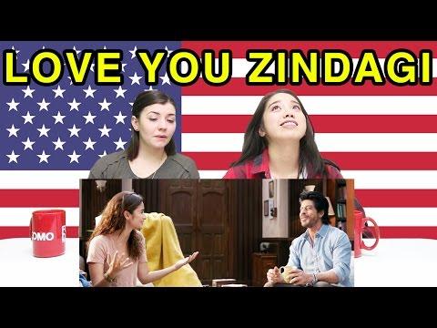 """Fomo Daily Reacts To """"Love You Zindagi"""" From Dear Zindagi"""