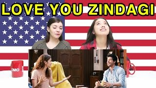 "Fomo Daily Reacts To ""Love You Zindagi"" from Dear Zindagi"