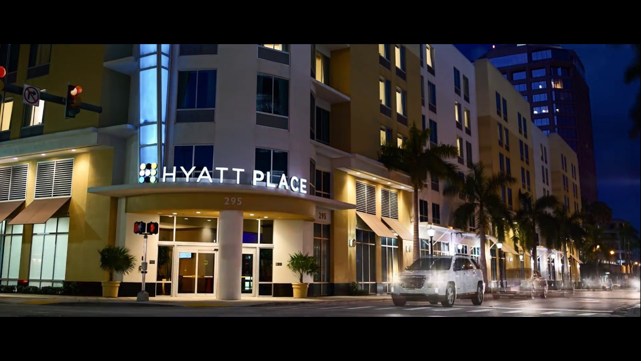 Hyatt Place West Palm Beach Downtown Hotels Florida