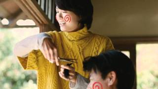 CM 榮倉奈々 三浦友和 サントリー オールフリー「年の瀬のふたり」篇 15...