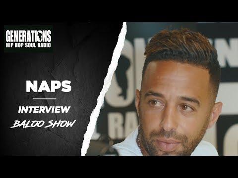 Youtube: Naps – Interview BalooShow: »On est fait pour ça», Olympique Marseille, Colombie, Rohff…
