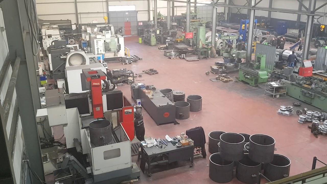 FMC Factory / FMC Fabrikası