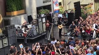 HD  2018 Aerosmith The Today Show  Sweet Emotion
