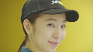SUBWAYの2015新CMの店員役の女性が注目されています! 実は、元AKB...