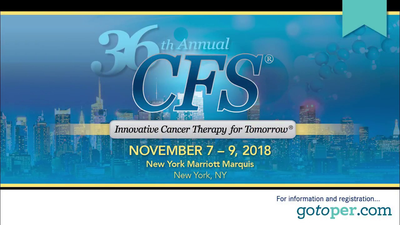 36th Annual CFS | Online CME Activities