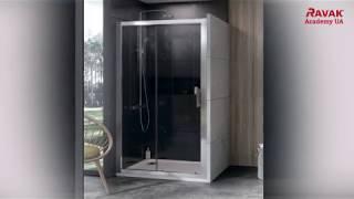 Обзор душевой двери Ravak 10° 10DP2