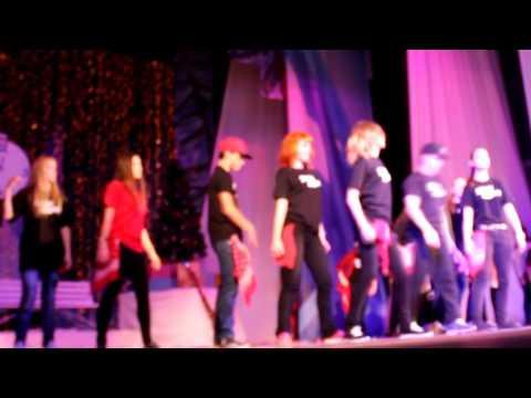 HIP-HOP, JAZZ FUNK  Apashe - No Twerk  Отчётный концерт 2016 