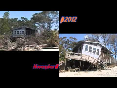 Charmant Hunting Island State Park: Cabin 4 Chronicles. The End Of An Era.
