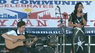 Yo te diré - Alexandra Masangkay & Víctor Serna - Kalayaan BCN 2017