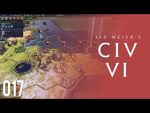 Civilization 6: Beginners Let's Play Ep.17 - A bit Outta Order.. [Sid Meier's Civ VI Let's Play]