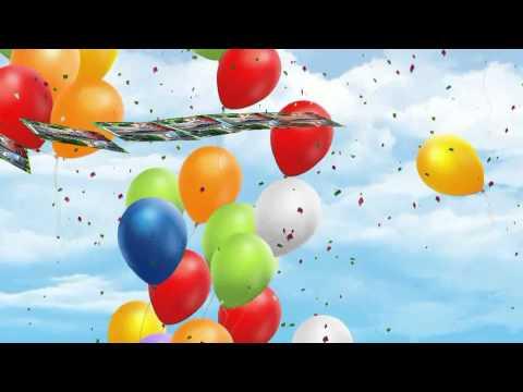 10 лет! С Днем Рождения!!! (ВИДЕО НА ЗАКАЗ из ваших фотографий)