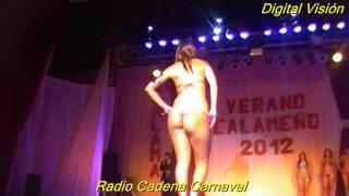 Repeat youtube video Verano Calameño 2012 miss tanga