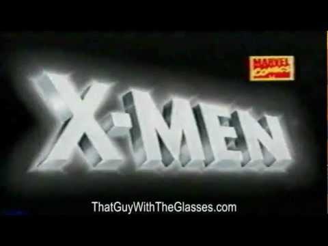 X Men intro... WITH LYRICS?!!