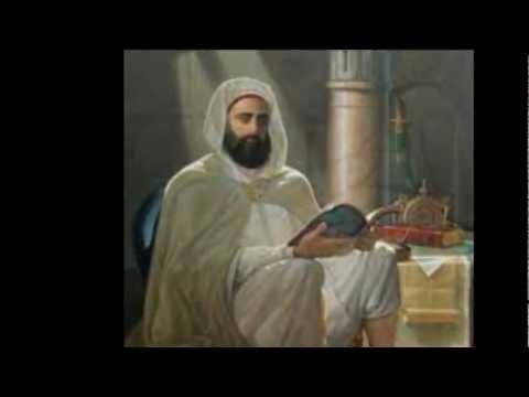 Moufdi Zakaria, éloge de l'Émir Abdelkader, l'Iliade algérienne (إلياذة الجزائر)