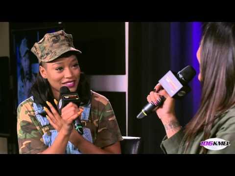 Keke Palmer Talks Rich Homie Quan, New Mixtape & Album, NAB TV Awards, & MORE!