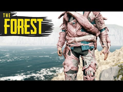 FULL CREEPY ARMOR! The Forest Hard Survival S3 Episode 32
