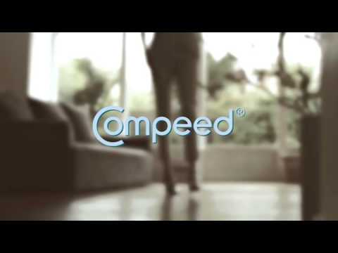 How To Apply a COMPEED® Blister plaster