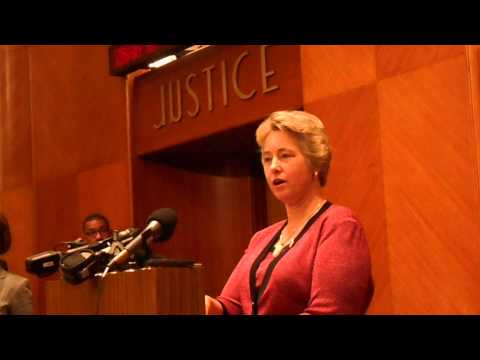 Mayor Parker's Press Conference Nov 5 2014 Uber and Lyft - election comments