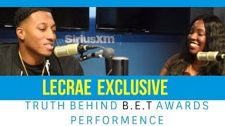Lecrae Talks The Truth About His BET Awards Performance W/ Drea O