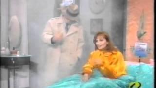 Bobo Lucchesi & Patrizia Rossetti televendite Clic Clac (parodia Humprey Bogart)