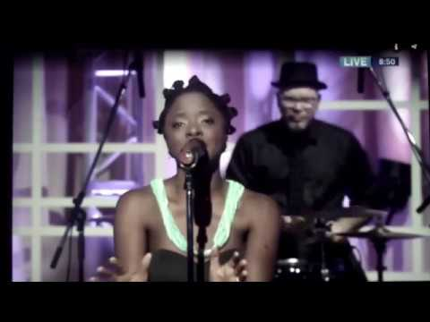 """Joni NehRita performs """"That's The Truth"""" Live on  Canada AM"""