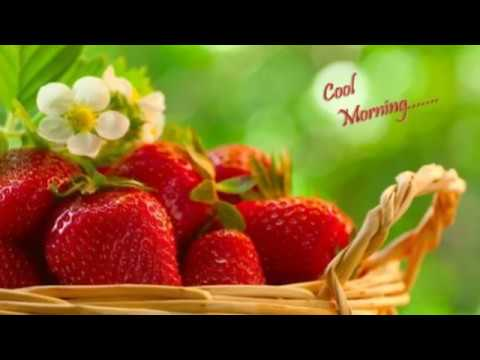 Good morning wishes with fruits greetings wishes quotes ecards