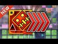 GEOMETRY DASH MELTDOWN A VELOCIDAD X4 EN 2018 GuitarHeroStyles mp3