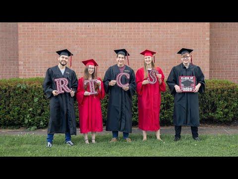 Robinson Township Christian School 2020 Graduation Ceremony